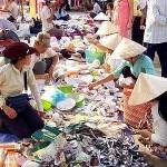 Khám phá chợ phiên Quới An (Vĩnh Long)