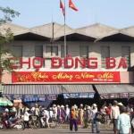 Đi chợ Đông Ba