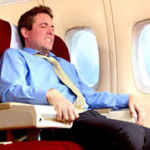 Những việc không tốt khi đi máy baya