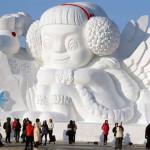 Lễ hội băng tuyết ấn tượng nhất trên thế giới