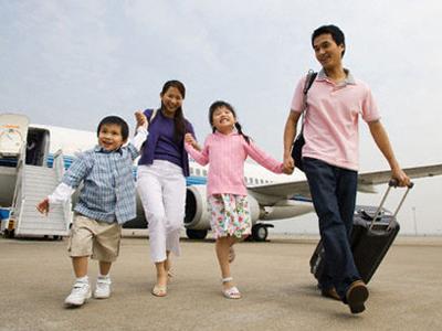 Chuyến đi cùng gia đình