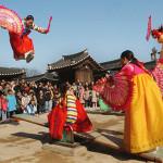 Châu Á  – nơi bắt nguồn của Tết Nguyên đán