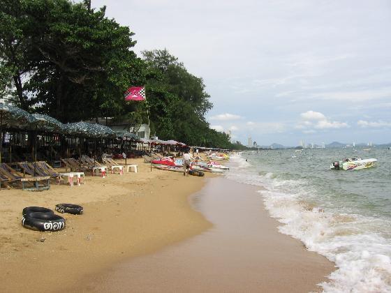 Bãi biển Đồ Sơn.