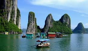 Phong cảnh Hạ Long
