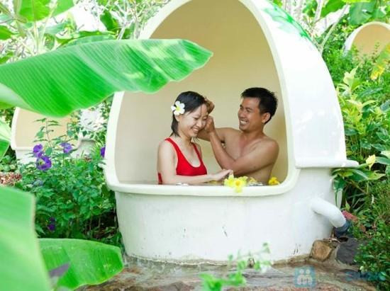 Tắm bùn ở Nha Trang