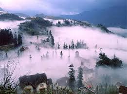 Sapa luôn là một trong những địa danh du lịch nổi tiếng hàng đầu của việt nam.