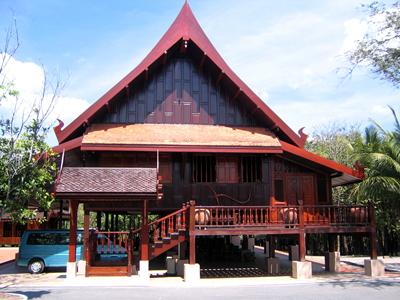 Một ngôi chùa ở Thái Lan