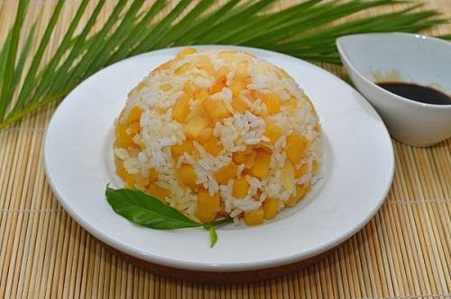Cơm chay Thái Lan