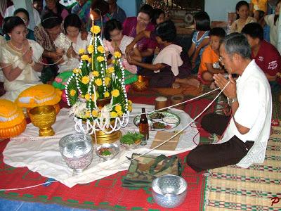 Nghi lễ cưới hỏi của người Thái Lan