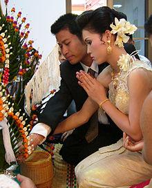 Hôn lễ trong phong tục của người Thái Lan