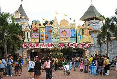 Kinh nghiệm du lịch Dream World Bangkok