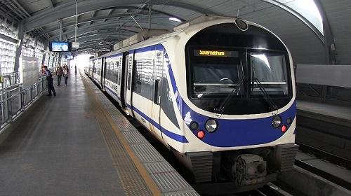 Tuyến tàu điện Airport Rail link Thái Lan