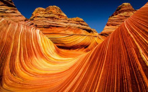 Sa mạc Arizona - Nơi có khung cảnh màu sắc nhất thế giới