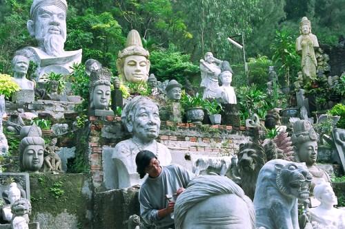Làng đá mỹ nghệ Non Nước Đà Nẵng
