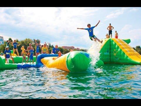 Khu vui chơi lý tưởng ở đảo Cô Tô
