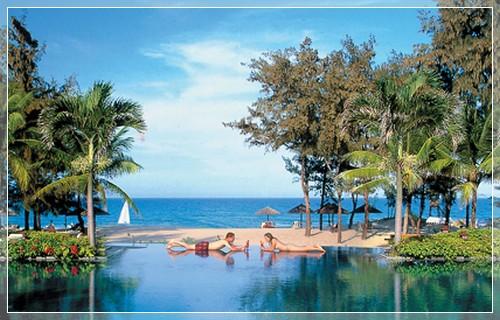 Thiên đường nghỉ dưỡng sang trọng