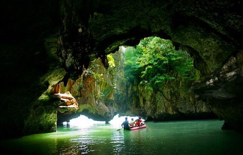 Vịnh Phangnga Thái Lan