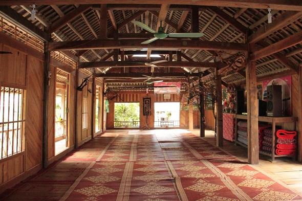 Nét đẹp truyền thống và văn hóa của người Mai Châu qua kiến trúc nhà sàn.
