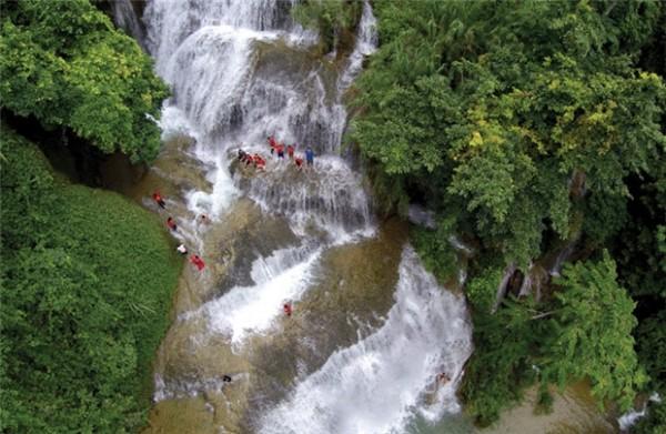 Thác Pùng- điểm du lịch không nên bỏ lỡ khi du lịch Mai Châu