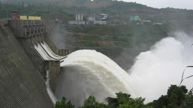 Tổ máy số 1 - Nhà máy Thủy điện Hòa Bình