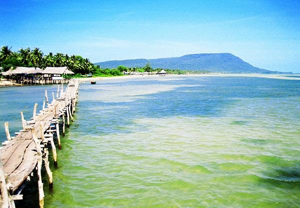 Bãi biển Hàm Ninh Phú Quốc