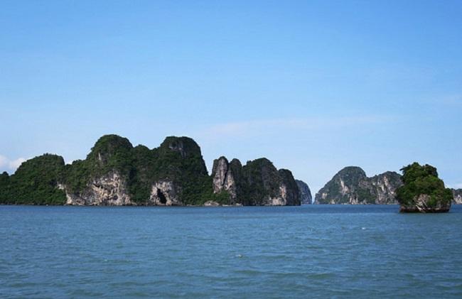Vẻ đẹp Vịnh Bái Tử Long