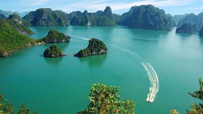 Vịnh Hạ Long kì quan thiên nhiên của thế giới