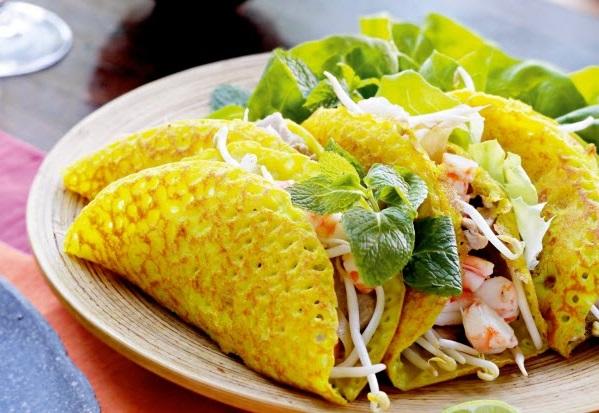 Bánh xèo Quảng An