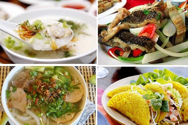 Đặc sản du lịch Quảng Bình