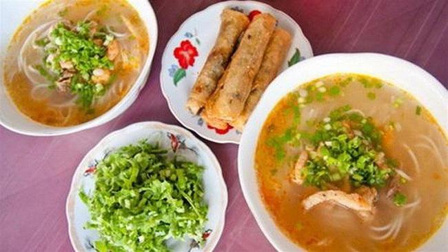 Cháo canh đặc sản Quảng Bình