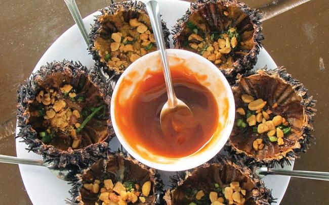 Thưởng thức những món ăn đặc sản từ nhum Phú Quốc