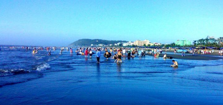 Bãi biển Sầm Sơn – nao nức lòng người